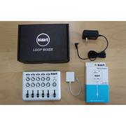 Audio Mixer เครื่องผสมสัญญาณเสียง Hart LOOP MIXER - เครื่องผสมเสียงสเตอริโอ 5 แช็กพร้อมเครื่องผสมเสียงวงแหวน