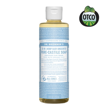 (Dr.Bronner's)Dr.Bronner's Dr. Brown Gentle Baby Cleansing Lotion 237ml/8oz