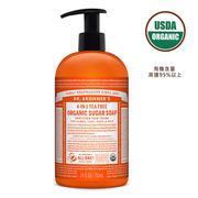 (Dr.Bronner ของ) ดร ฝักบัวอาบน้ำสีน้ำตาล Tea Tree Shikakai เจล 710ml / 24oz