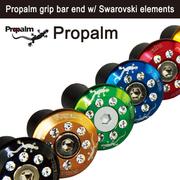 ปลายด้ามจับ Propalm w / องค์ประกอบ Swarovski