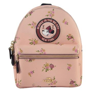 """กระเป๋าเป้ coach มินนี่เม้าส์ คอลเลคชั่น ขนาด : 7 1/2""""(L) x 9 1/4""""(H) x 3 3/4""""(W)"""