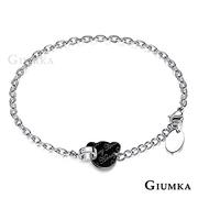(GIUMKA)[GIUMKA] Bear baby bracelet black models MH5034-2