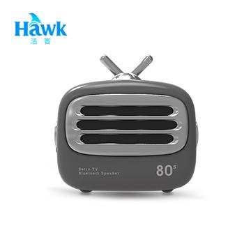 (Hawk)Hawk Mini TV Wireless Bluetooth Speaker - Gray