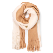 Korean version 7 color scarf color matching tassel shawl / bib Christmas gift exchange gift Valentine's Day gift birthday gift boy scarf girl