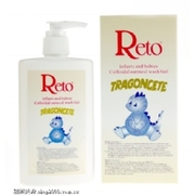 เจลอาบน้ำแร่เจล reto สำหรับทารก (ชุดหัว)