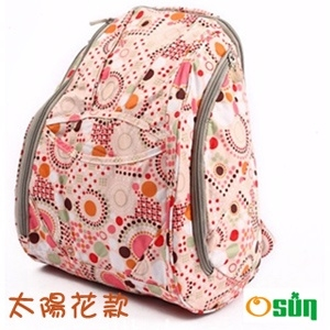 (OSUN)[] Osun nontoxic repellent ultra-capacity Mummy bag mother package (five optionally shoulders before / after the backpack)