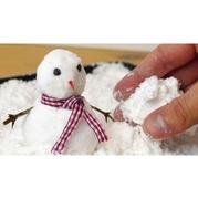 Hot snow ชุดปั้นมนุษย์หิมะ Instant Snow Hand-Made Snow man Scenery DIY Set