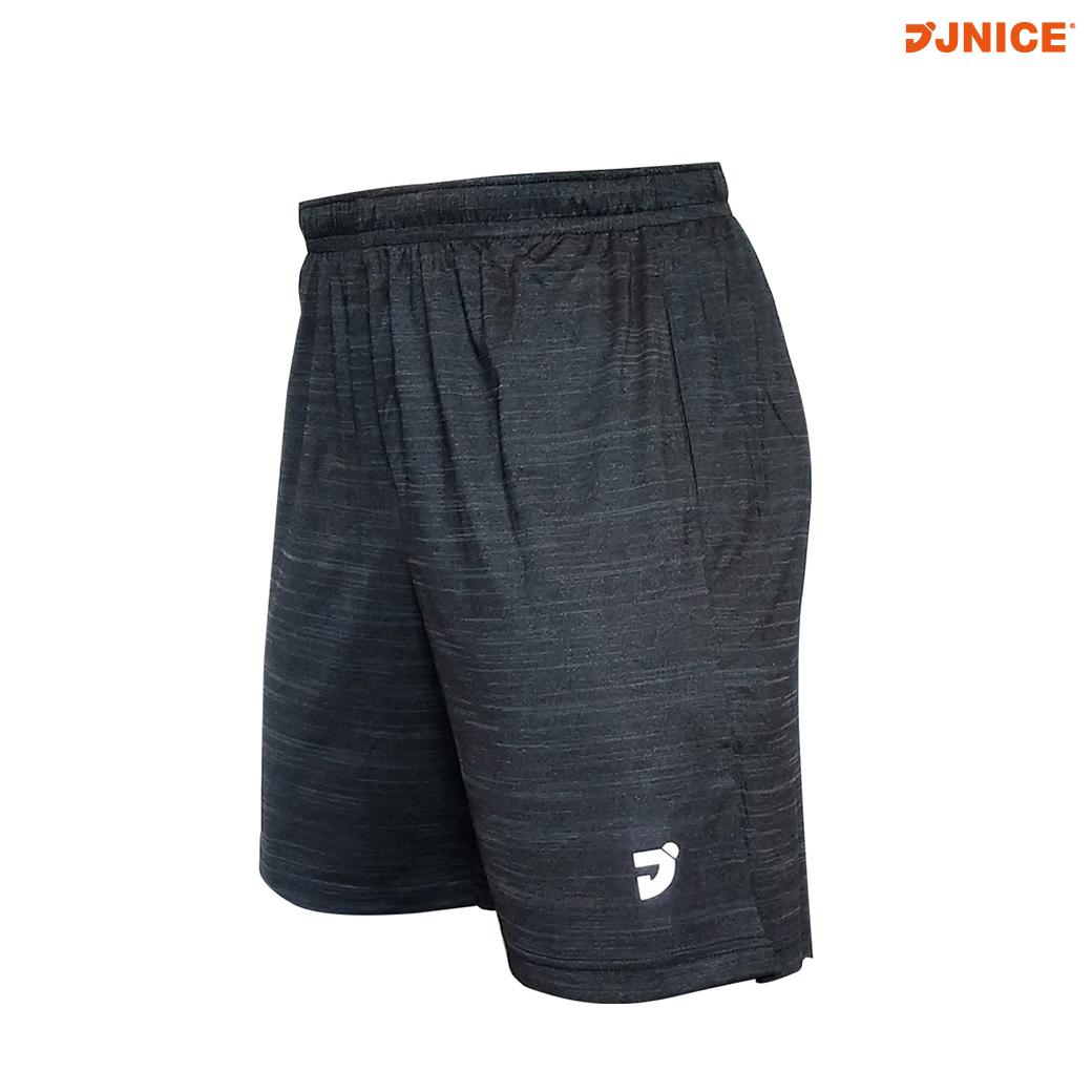 [JNICE] กางเกงขาสั้นระบายอากาศยืดหยุ่น - XL / S