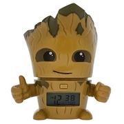 (BulbBotz)2020503 BulbBotz Movie Soundtrack Nightlight Alarm Clock Superhero Series Groot (5.5 inch) 2021340