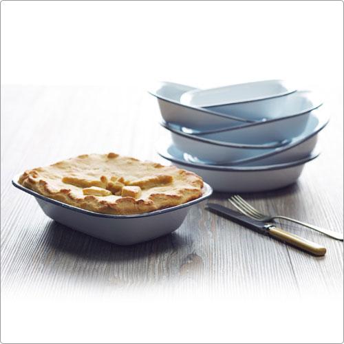 (Kitchen Craft)KitchenCraft Vintage Round Shaped Baking Mold (22.5cm)