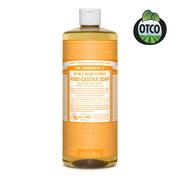 (Dr.Bronner ของ) Dr.Bronner ของส้มเจลอาบน้ำ 946ml / 32oz