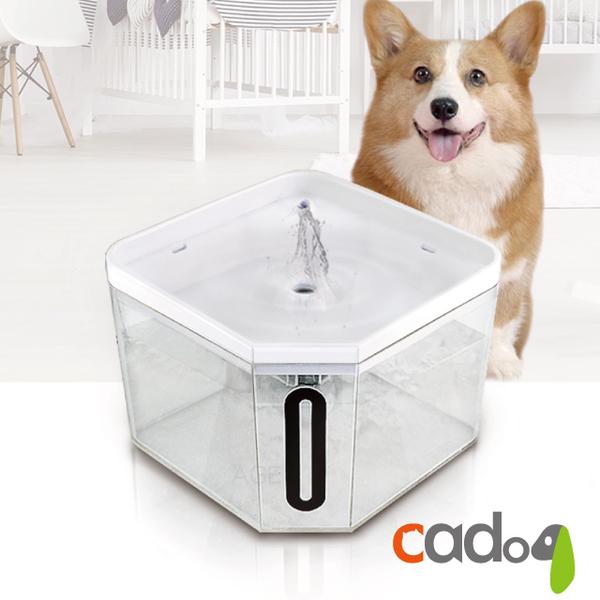 บัตร Cadog โดใบ้สัตว์เลี้ยงอัตโนมัติเครื่องทำน้ำ CP-W802