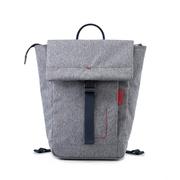 (SATANA) Fresh กระเป๋าเป้สะพายหลัง - สีเทา
