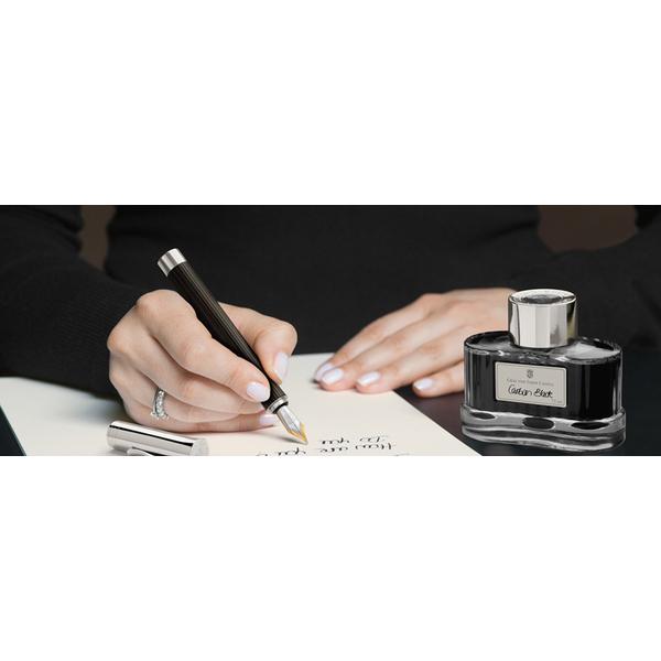 "GRAF VON FABER-CASTELL ""Earl Series pen ink"" Cognac Brown Cognac Brown / 75ml"