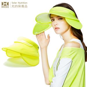 [Hui Yi HOII] หมวกกันแดดป้องกันที่ครอบคลุม★ UPF50 + ครีมกันแดด UV ป้องกันแสง UV ขั้นสูงประสิทธิภาพสูงผ้าประสิทธิภาพสูง