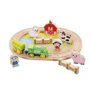 KCFriends # 71052 ชุดฟาร์มรถไฟขนาดเล็ก