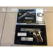 M1911 Colt Series 70 Nickel Finish