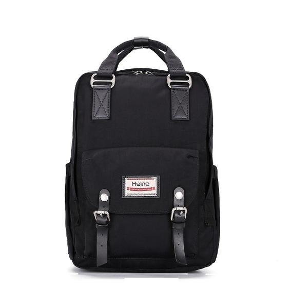 Heine กระเป๋าเป้อเนกประสงค์ขนาดใหญ่ 15.6 นิ้ว ใส่แล็บท็อปได้