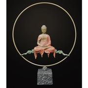 พระพุทธรูป พระอมิตาภะ Pufu Sketch Series