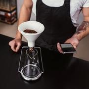 GOAT STORY GINA เครื่องทำกาแฟแฮนด์เมดอัจฉริยะ - Mirror Silver