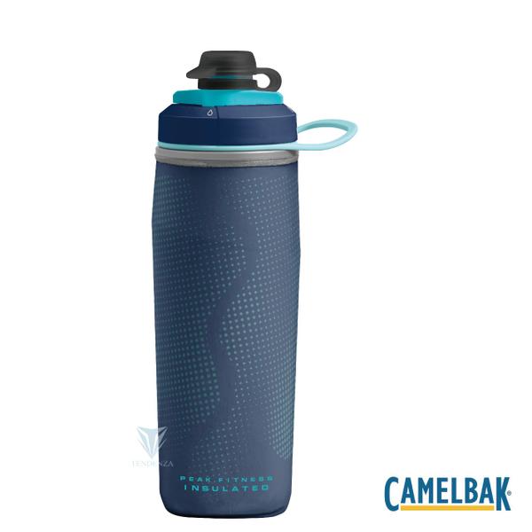 (camelbak)[US CamelBak] CB1878401051 - 500ml Peak Fitness sports ice spray water bottle navy blue