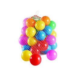 บอลพลาสติก 50 ลูก