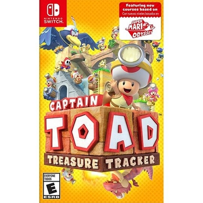 NSW : Captain Toad - Treasure Tracker [US]