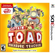 3DS : Captain Toad - Treasure Tracker [US]