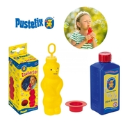 German Pustefix Magic Bubble Bear 180 มล. (ขวดเดียวไม่ได้เลือกสี) + 250ml เติมน้ำฟอง