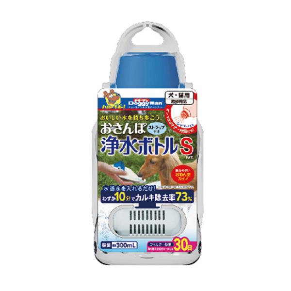 (DoggyMan)DoggyMan Dog Outlet Filter Bottle -S
