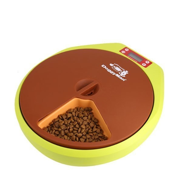 (DoggyMan)DoggyMan dog and cat with multi-function three-day timer bowl
