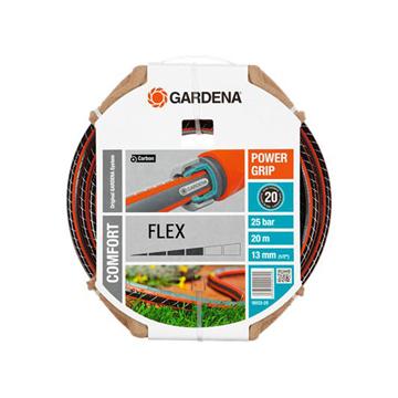 (GARDENA)GARDENA Comfort black orange lines pipes