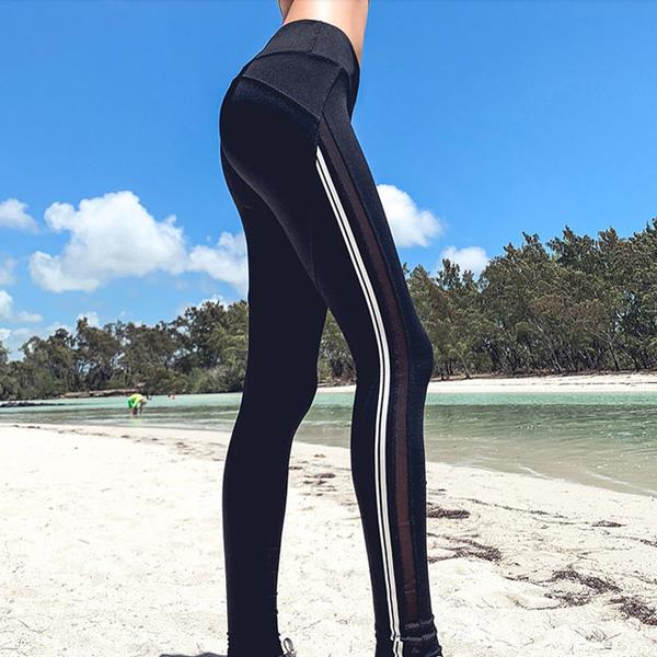 Biki Bikini, anti-light strip long swimming trunks snorkeling pants swimming trunks (single pants)