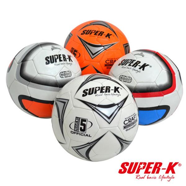 (SUPER-K)[Love and rich L & R] SUPER-K. No. 5 PVC sewing football AV700