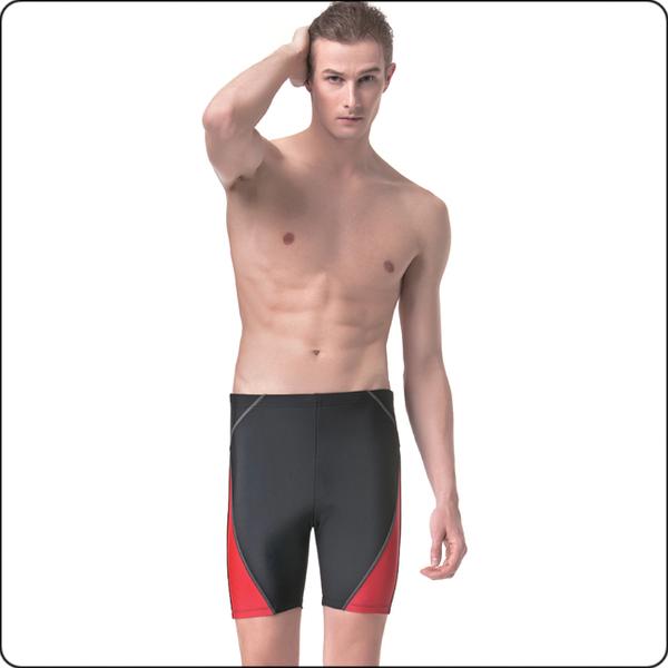 (SAIN SOU)Saint hand five points men's swimming trunks A53801-03-2L