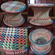 เก้าอี้ เก้าอี้ซักผ้า เก้าอี้พลาสติก เก้าอี้ถัก > เล็ก