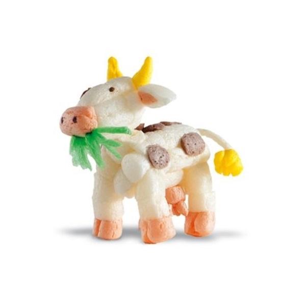 (Playmais)[Germany Playmais] play corn creative clay compact box - cattle