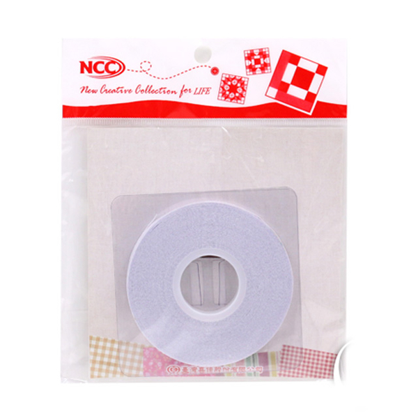 (NCC)[NCC] Water-soluble two-sided adhesive tape (0.6cmx10m)