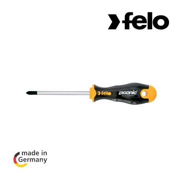 [FELO] ERGONIC402 super soft handle Phillips screwdriver ⊕-PH2x100mm