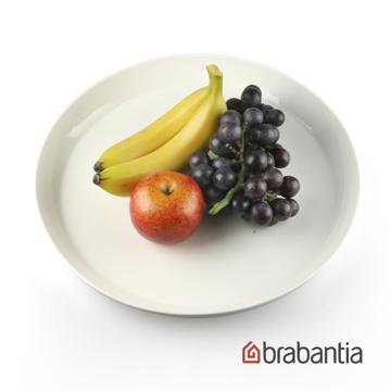 (Brabantia)Brabantia fruit plate - ivory