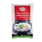 ปลายข้าวหอมมะลิ ตราเอโร่ ขนาด 5กิโลกรัม สำหรับทำโจ๊ก ทำข้าวต้ม aro Jasmine Broken Rice Thai Hom Mali