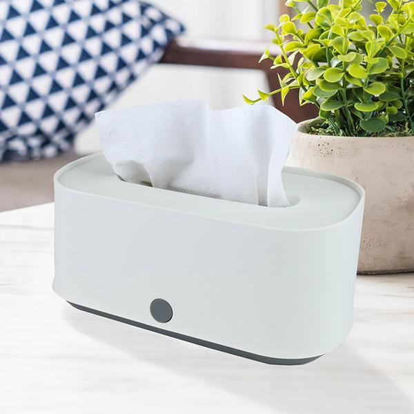Nordic simple toilet paper storage box - white / storage box / toilet paper tray / tissue box