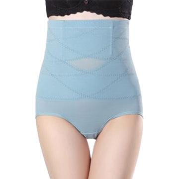(我塑我形)[I shape my shape] ★Celebrity favorite ★ 480 Gao Dan Japanese style health eight cross tight belly beautiful hips sculpture pants (green)