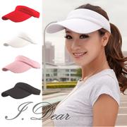 [I.Dear] แฟชั่นเกาหลีกีฬาหมวกบังแดดลม (4 สี)