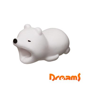 (dreams)Dreams lazy zoo - iPhone special bites - hibernating polar bear