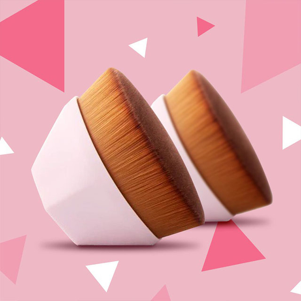 (BeautyDisplay)BD fashion custom multi-angle foundation brush