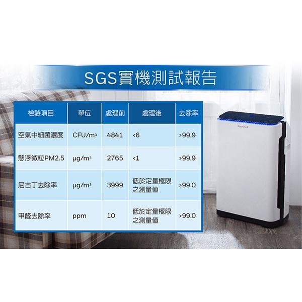 (Honeywell)(Welfare) US Honeywell wisdom purification anti-allergy air purifier HPA-710WTW
