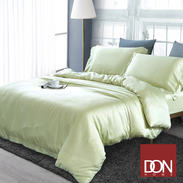 """""""DON simple doctrine - Charles Green"""" Four-piece 60 yarn skin-friendly Tencel quilt Chuangbao group"""