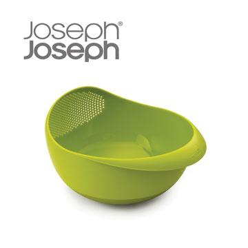 (Joseph Joseph)Joseph Joseph Soaking and Washing Dual-use Filter Basket (Large Green)