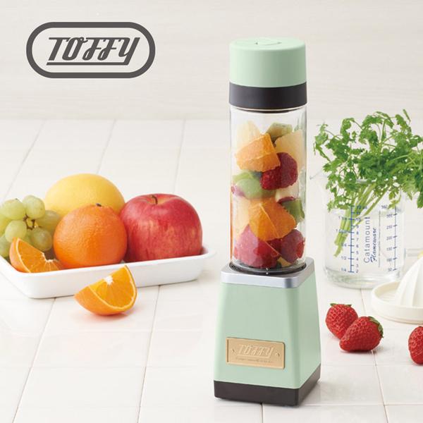 (Toffy)Japan Toffy Vacuum Juicer Apple Green K-BD2